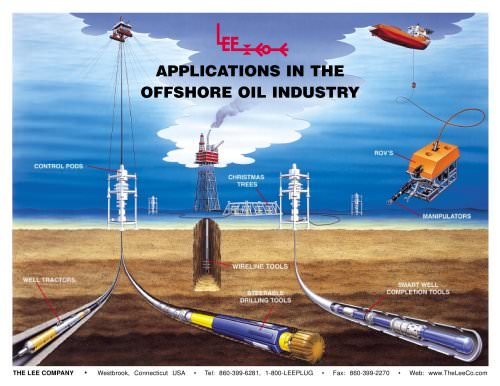 Applications in the Oil Tool Industry