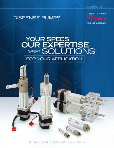 Dispense Pump Brochure