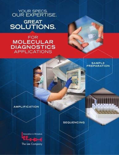 Molecular Diagnostics Brochure