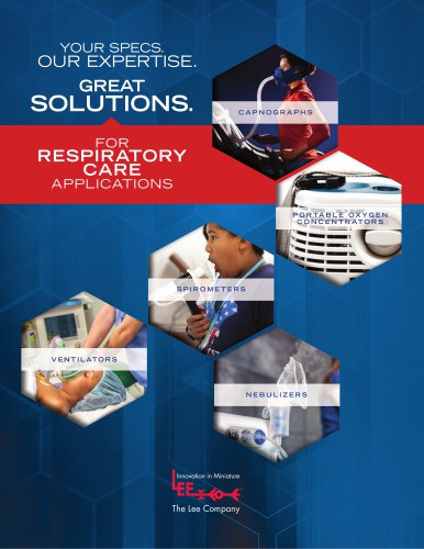 Respiratory Care Brochure