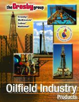 Crosby® Oilfield Industry Products