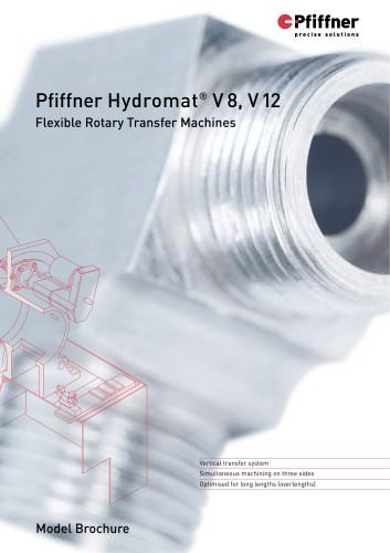 Hydromat V8 and V12