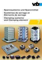 Clamping systems - Vises - Cubes - Grid plates