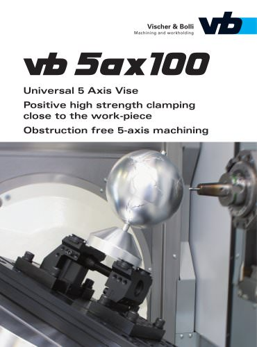Universal 5 Axis Vise
