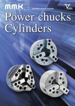 Chucks and cylinders' catalogue