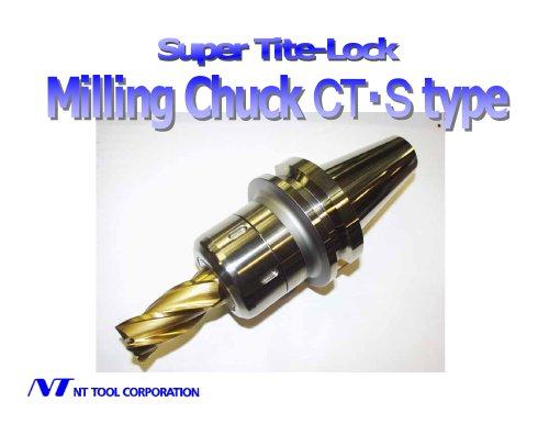 CTS SUPER TITE-LOCK MILLING CHUCK