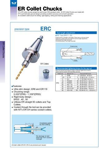 ER COLLET CHUCKS / ERC