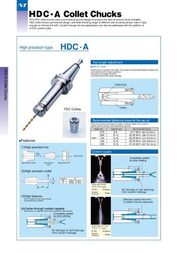HDC COLLET CHUCKS / HDC-A