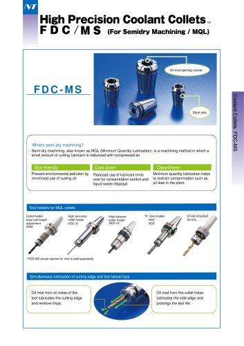 High Precision Coolant Collets