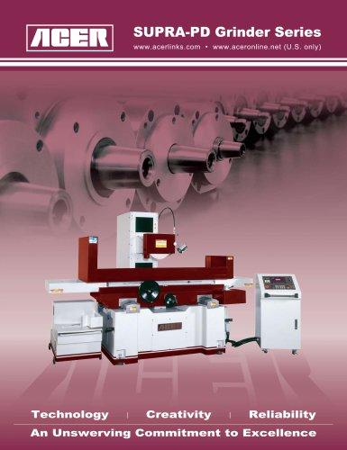 SUPRA-PD grinder series