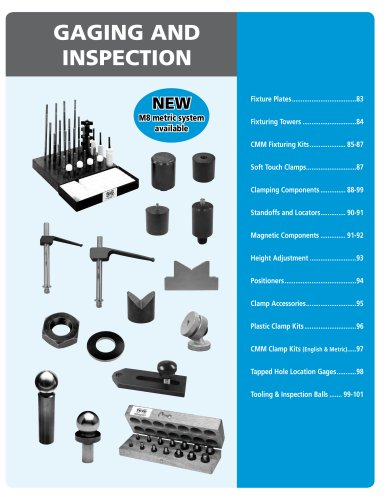 Gaging & Inspection