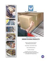 Span-Track® Unex Full-Line Brochure