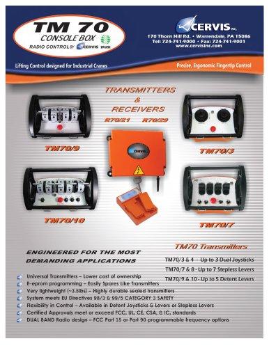 TM70 Console Box