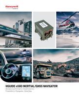 HGUIDE n580 INERTIAL/GNSS NAVIGATOR