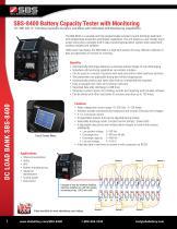 SBS-8400 load bank