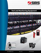 Test and Monitoring Equipment