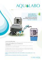 AQUIBOX / AQUIFROID