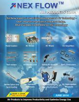 Nex Flow Air Products Corp - 2014 Product Catalog