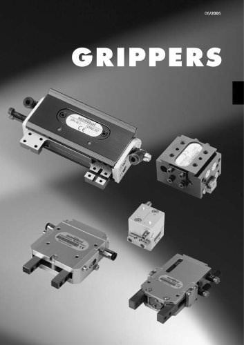 Automation – Grippers