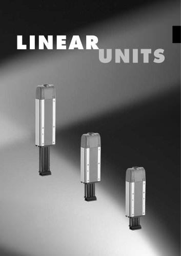 Automation – Linear units LEP