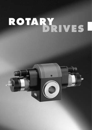 Automation – Rotary drives DAP