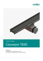 Conveyor TB30