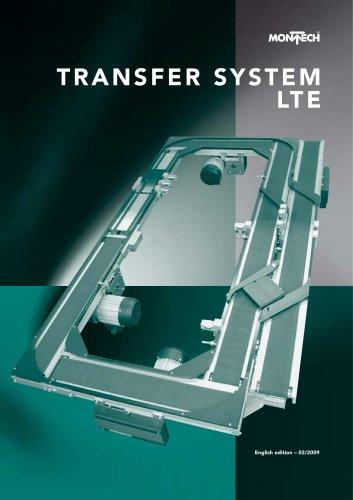 Conveyors – Transfer System LTE