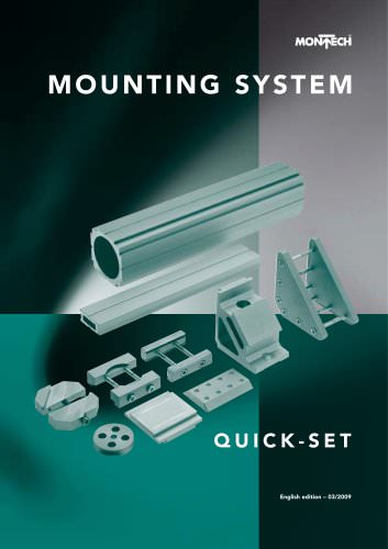 Mounting System – Quick-Set