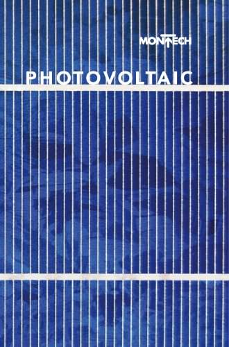 Photovoltaic – Solutions for the Solar Industry