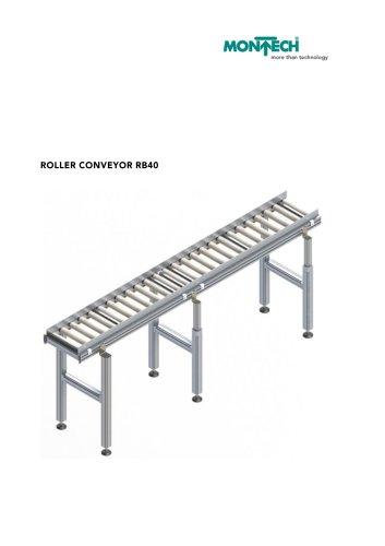 RB40 Roller Conveyor