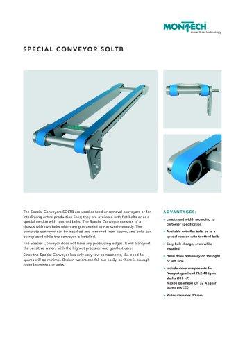 Special Conveyor SOLTB
