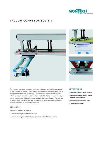 Vacuum Conveyor SOLTB-V