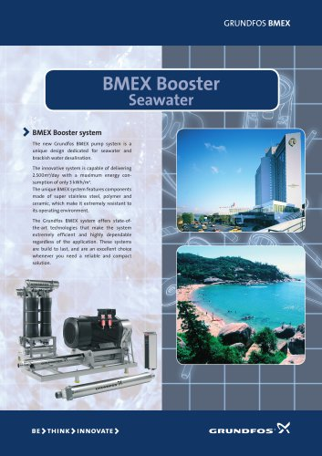 BMEX Booster Seawater