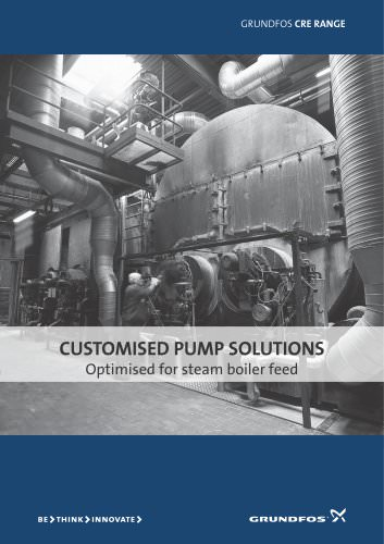 Customised pump solutions