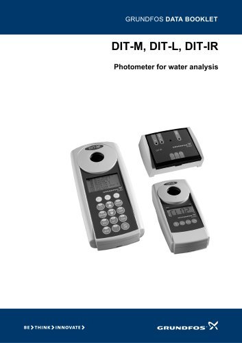 DIT-L, DIT-M Photometer