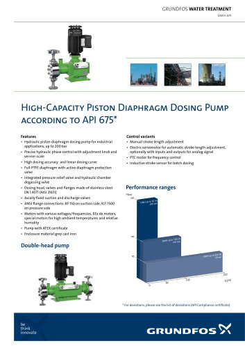DMH-API - Product leaflet