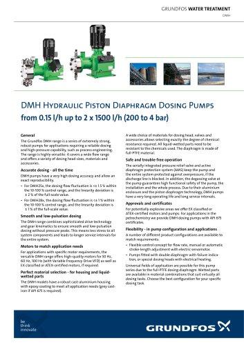 DMH -Product leaflet