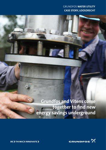 GRUNDFOS WATER UTILITY CASE STORY, LOOSDRECHT