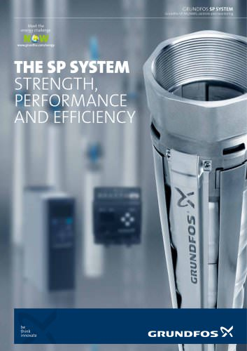 THE SP SYSTEM strength, performance and efficiency