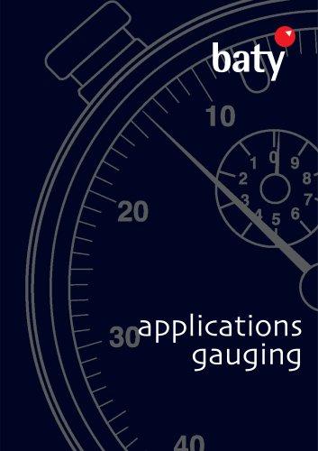 Applications Gauging