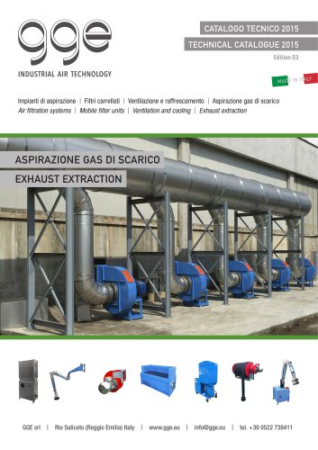 Exhaust extraction for automotive