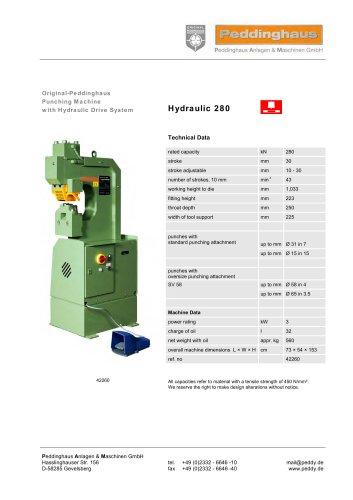 Hydraulic 280