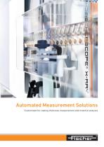 Automated Measurement Solutions