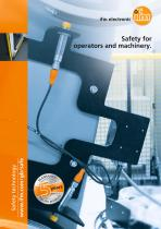 Safety for operators and machinery.