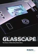 GLASSCAPE - Data Entry Systems with Glass Systems - 1