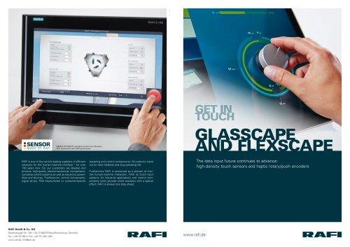 GLASSCAPE AND FLEXSCAPE