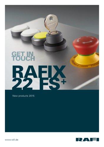 RAFIX 22 FS+ Control Units, New Products 2014