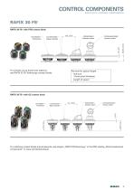 RAFIX 30 FS + control components, perfect design - 3