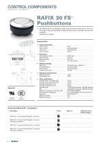 RAFIX 30 FS + control components, perfect design - 4