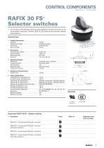 RAFIX 30 FS + control components, perfect design - 9